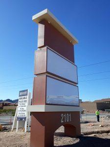 Boulder Magic 24ft Freestanding Sign