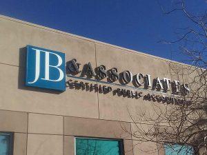 JB & Associates Letters