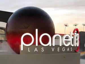 Planet 13 Exterior Custom Signage