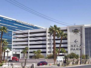 Hard Rock Hotel Signage